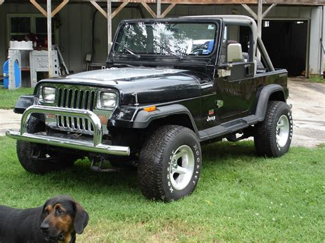 jeep 1990s 1990 jeep wrangler i pictures information and specs