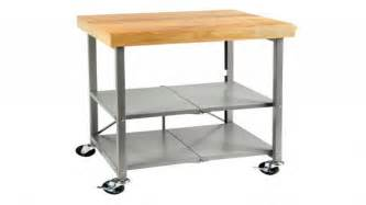 butcher block kitchen cart folding kitchen carts on wheels folding kitchen cart with butcher