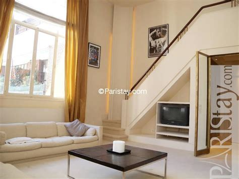 two bedroom duplex 2 bedroom luxury duplex apartment term rental tour eiffel 75015