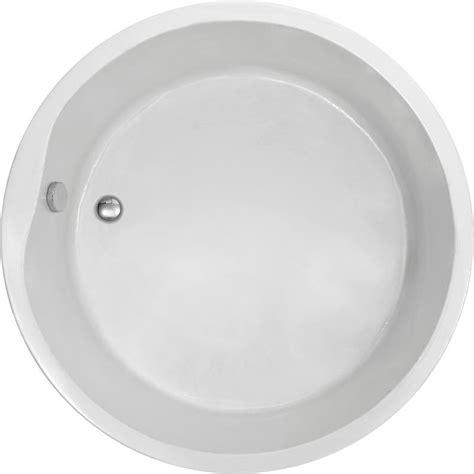 round freestanding bathtub dana ii modern freestanding soaking round bathtub 63