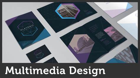 Multimedia Design multimedia design course for print course overview