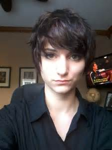 haircut transgender 1000 images about genderfluid hair ideas on pinterest