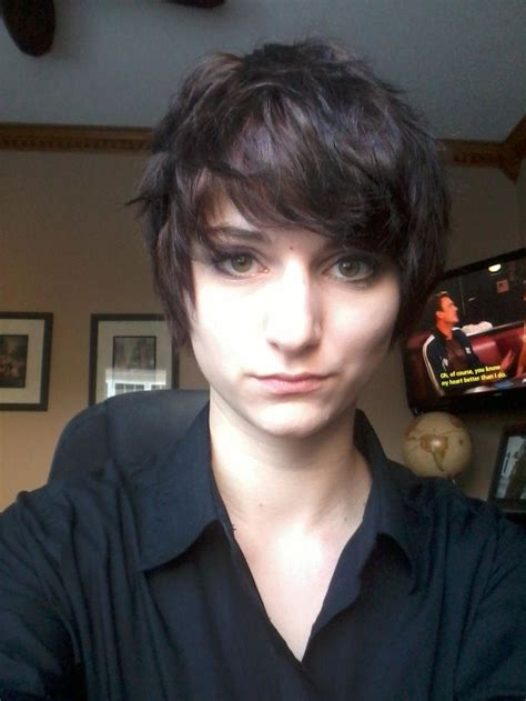 Look Masculine For Genderfluids | genderfluid haircuts google search haircut pinterest