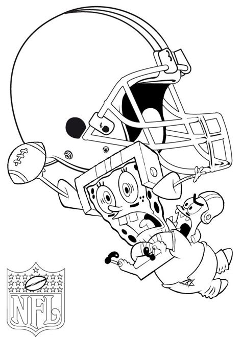 nfl coloring pages online star playing football nfl coloring pages football