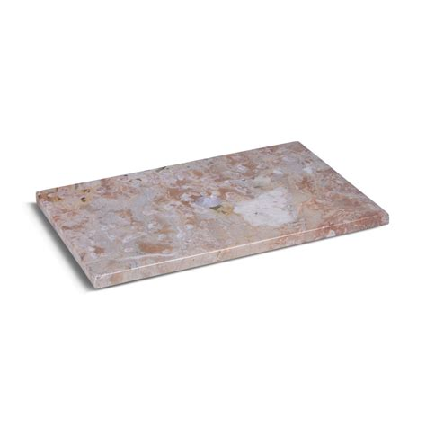 marmor waschtisch marmor waschtisch platte zen rot 60x40x3cm bei