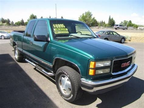 how to learn all about cars 1996 gmc rally wagon g3500 lane departure warning 1996 gmc sierra 1500 information and photos momentcar