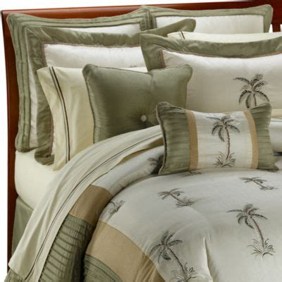 palm tree bedding buy palm tree bedding king from bed bath beyond