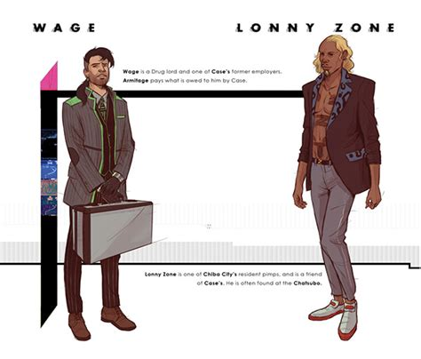 neuromancer s f masterworks neuromancer characters pictures to pin on pinsdaddy