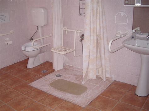 ideas for handicap accessible bathroom d 233 cor