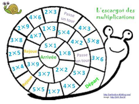 reviser les tables de multiplications vivre ensemble