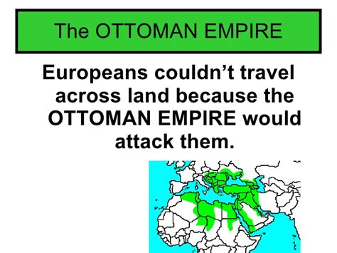 the ottoman age of exploration age of exploration