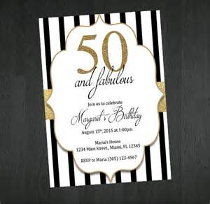50th birthday invitation templates word 45 50th birthday invitation templates free sle
