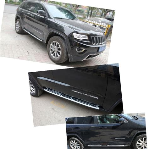 Running Boards For 2012 Jeep Grand Aluminium Running Board Side Step Nerf Bar For Jeep Grand
