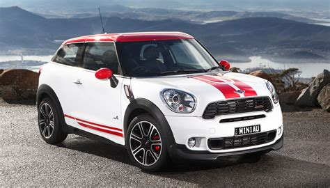 mini paceman jcw review  caradvice