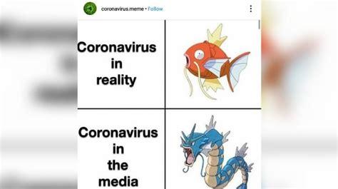 meme lucu netizen tanggapi virus corona foto tempoco
