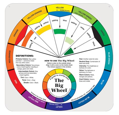 classroom color wheel school specialty marketplace