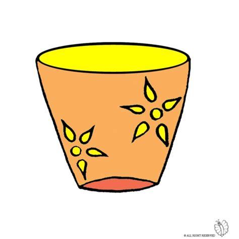 disegni vasi disegno di vaso a colori per bambini