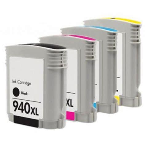 Tinta Hp 940xl Magenta Color Original Cartridge hp 940xl multipack de 5 cartuchos de tinta compatibles