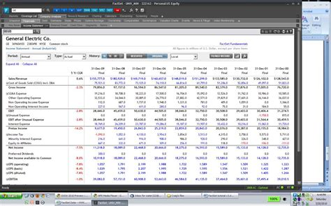 financial statement model template financial modeling wiki company research