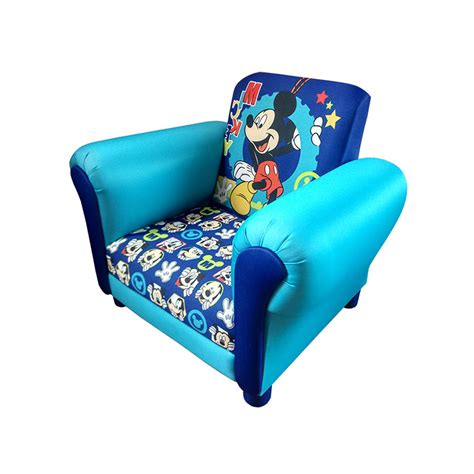 sillon mickey childrens mickey mouse cartoon kids armchair childs