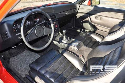 100 Mile 1981 Porsche 924 S Interior German Cars For