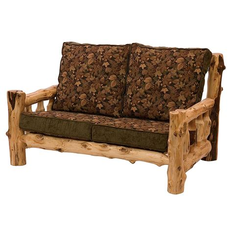 cabin sofa wyoming loveseat and sleeper sofa cabin place