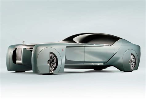 roll royce concept wordlesstech rolls royce vision 100 concept