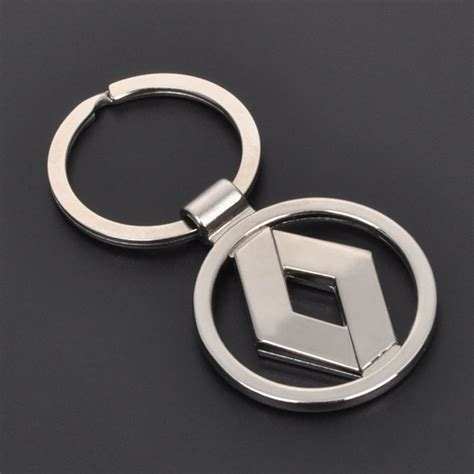 fashion metal car logo key ring keyring keychain key chain