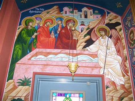 The Apostle Of Holy Motherhood the holy myrrh bearer and of the apostle antiochian orthodox christian