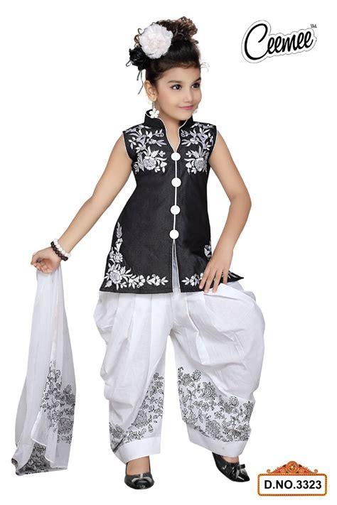 girls dess plazo dess photo quality designer patiyala dress for girls buy new model