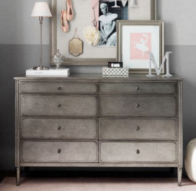 restoration hardware dressing table 32 best bathroom images on dressers