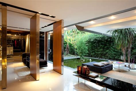 modern courtyard interior design ideas