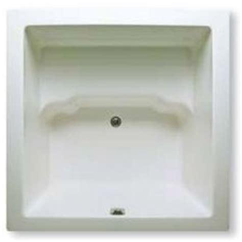 48 x 48 bathtub americh beverly 4848 tub 48 quot x 48 quot x 27 quot free shipping