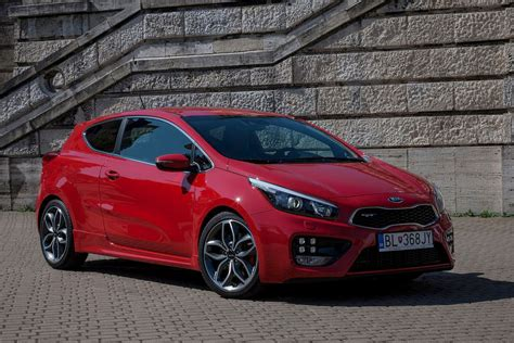 New Kia Ceed Prices New Kia Pro Ceed Gt 2 3d 2016 Prices And Equipment