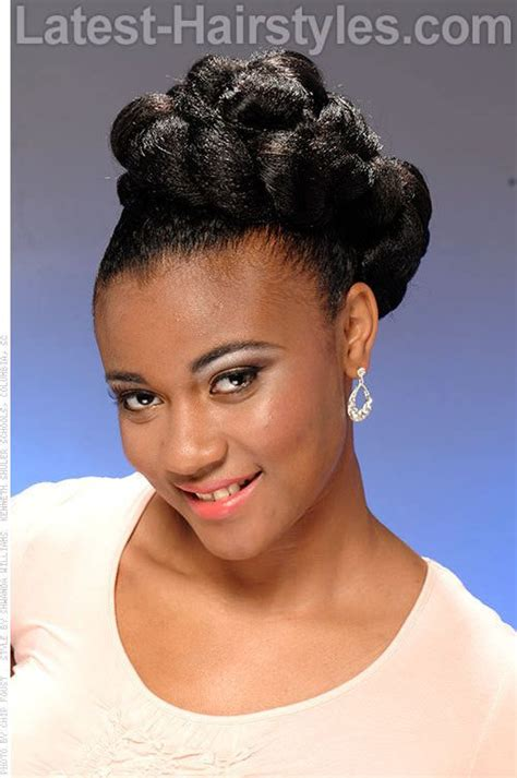 bias hair african american haircut 11 best images about prom hairstyles on pinterest