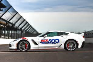 2017 chevrolet corvette grand sport will pace 101st indy