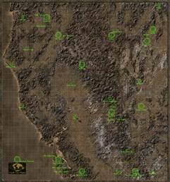 fallout 3 карта мира