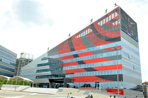 sede milan 171 benvenuti a casa milan 187 apre oggi la nuova sede dei