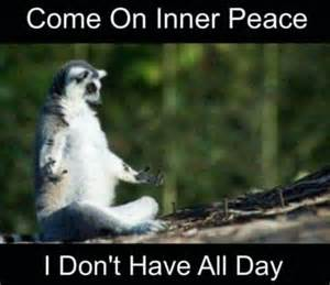 Peace Meme - inner peace what inner peace memes themes schemes