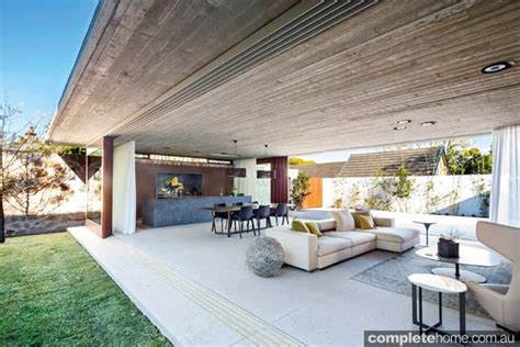 grand house designs australia grand designs australia hunters hill textural house completehome