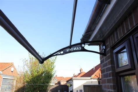 diy polycarbonate cantilever door canopy  mm