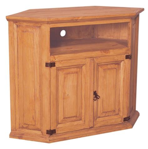 woodwork mission corner tv stand plans  plans