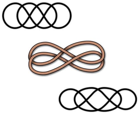 infinity tattoo vector 11 really awesome infinity symbol tattoo designs symbols