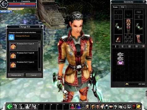 Cabal Change Kit Hairstyle Charming by Hairsytle Change Hairstyles
