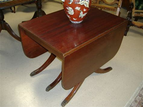 Duncan Phyfe Dining Room Set by Duncan Phyfe Drop Leaf Dining Table
