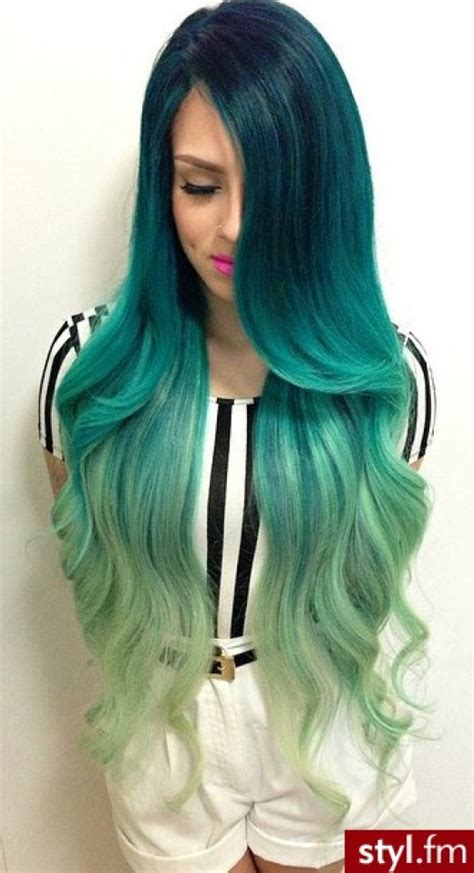 can i out an ombre into mybob diy hair 10 ways to dye mermaid hair bellatory