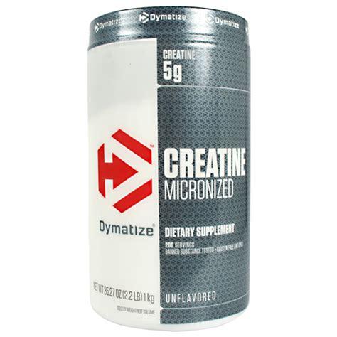 Dymatize Creatine Micronized 1000 Gr 1 Kilo 1 Kg dymatize micronized creatine 1000 grams
