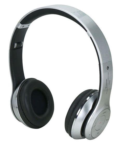 Headset Bluetooth Ilike Buy S460 Bluetooth Headphones At Best Price In