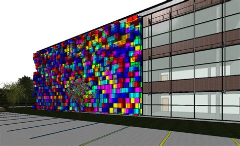 curtain wall panel in this exle we will be using ideate bimlink to
