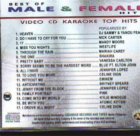 Vcd Karaoke Kerispatih The Best karaoke vcds